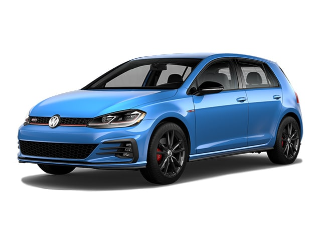 2019 Volkswagen Golf GTI 2.0T Rabbit Edition Manual