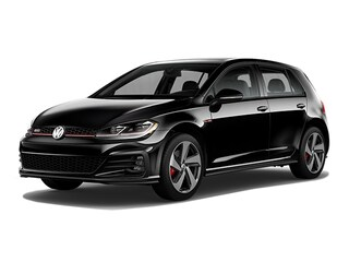 New 2019 Volkswagen Golf GTI 2.0T SE Hatchback 3VW5T7AU6KM034657 in Erie, PA