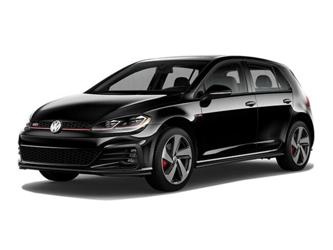 New 2019 Volkswagen Golf GTI 2.0T SE Hatchback in Austin, TX