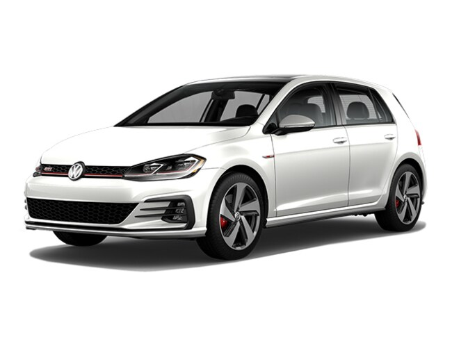New 2019 Volkswagen Golf GTI 2.0T SE Hatchback for sale in Auburn, MA