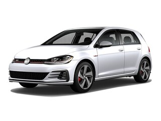 New 2019 Volkswagen Golf GTI 2.0T SE Hatchback 3VW5T7AU9KM010191 in Erie, PA