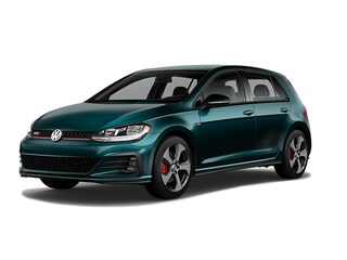 New 2019 Volkswagen Golf GTI 2.0T S Hatchback in Indianapolis