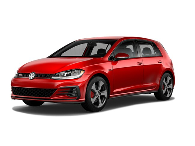 2019 Volkswagen Golf GTI S 2.0T S Manual