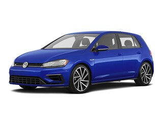 New 2019 Volkswagen Golf R DCC & Navigation 4motion Hatchback WVWWA7AU3KW166689 for sale in San Rafael, CA at Sonnen Volkswagen