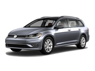 New 2019 Volkswagen Golf SportWagen 1.4T SE Wagon for sale in Auburn, MA