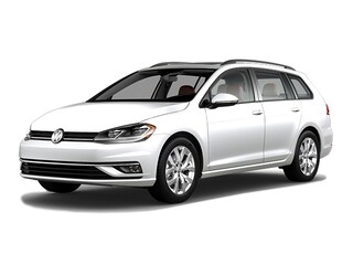 New 2019 Volkswagen Golf SportWagen 1.4T SE Wagon 3VWY57AU1KM508120 for Sale in Long Island at Riverhead Bay Volkswagen