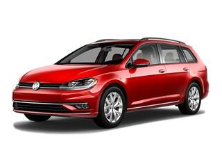 2019 Volkswagen Golf SportWagen 1.4T SE Wagon for sale in Sarasota, FL
