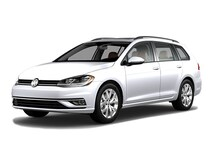 New 2019 Volkswagen Golf SportWagen 1.4T SE Wagon for sale Long Island NY