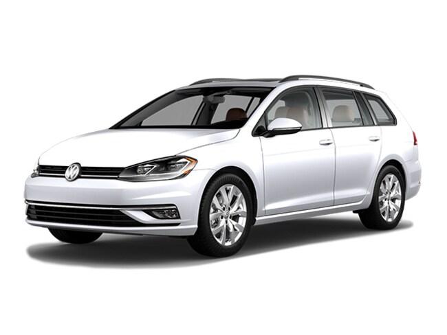 New 2019 Volkswagen Golf Sportwagen SE Wagon Bellingham