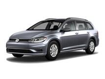 2019 Volkswagen Golf Sportwagen S Station Wagon