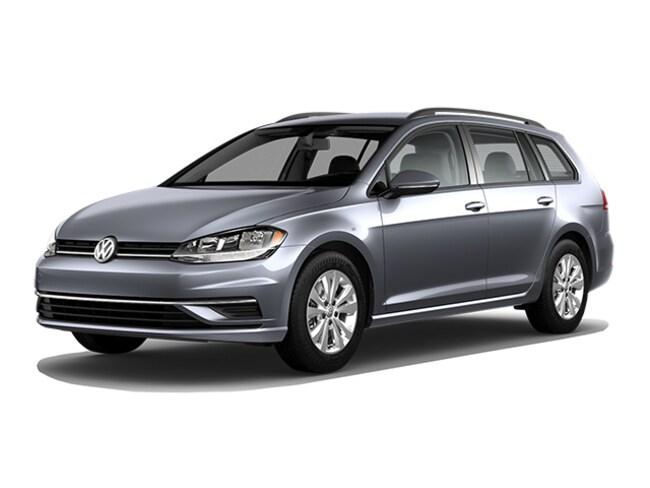 2019 Volkswagen Golf SportWagen 1.8T S 4MOTION Wagon Richmond VA