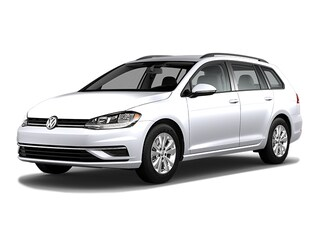 New 2019 Volkswagen Golf SportWagen 1.8T S 4MOTION Wagon 3VW117AU7KM509527 in Erie, PA