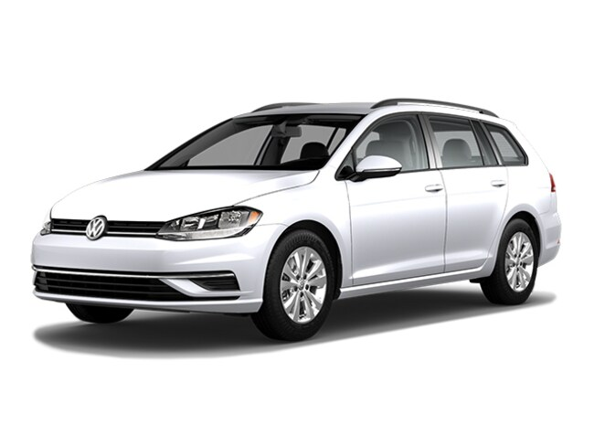 New 2019 Volkswagen Golf SportWagen 1.8T S 4MOTION Wagon in Rochester, NY