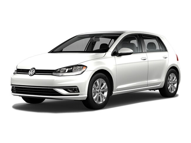 New 2019 Volkswagen Golf 1.4T SE Hatchback for sale in Auburn, MA