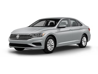 2019 Volkswagen Jetta Sedan White Silver Metallic
