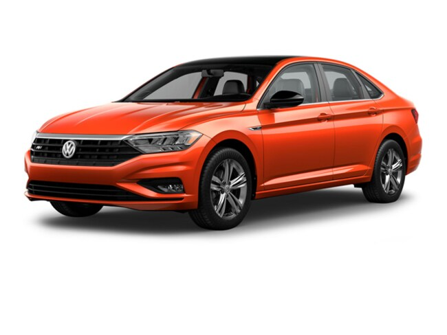 New 2019 Volkswagen Jetta 1.4T R-Line Sedan in Rochester, NY