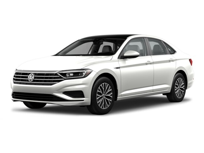New 2019 Volkswagen Jetta 1.4T SEL Sedan in Indianapolis
