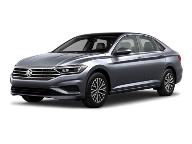 2019 Volkswagen Jetta 1.4T SEL w/ULEV Sedan 3VWEB7BU0KM204108