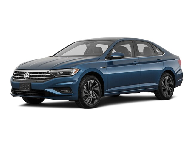 2019 Volkswagen Jetta SEL Premium 4dr Car