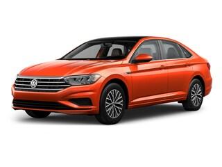 New 2019 Volkswagen Jetta 1.4T SE Sedan for sale in Auburn, MA