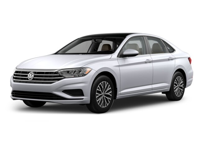 2019 Volkswagen Jetta 1.4T SE Sedan