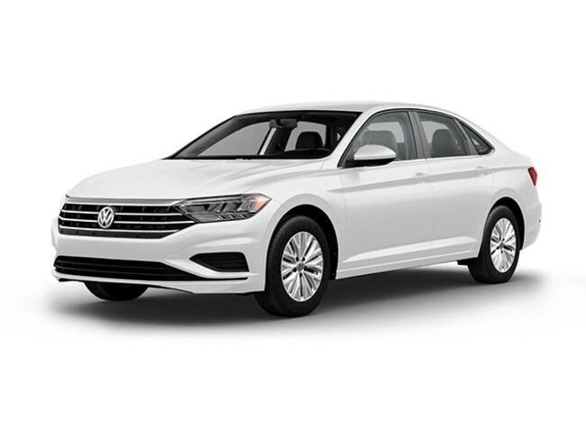 New 2019 Volkswagen Jetta 1.4T S Sedan Myrtle Beach, SC