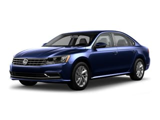2019 Volkswagen Passat Sedan Tourmaline Blue Metallic