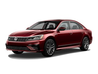 New 2019 Volkswagen Passat 2.0T SE R-Line Sedan in Indianapolis
