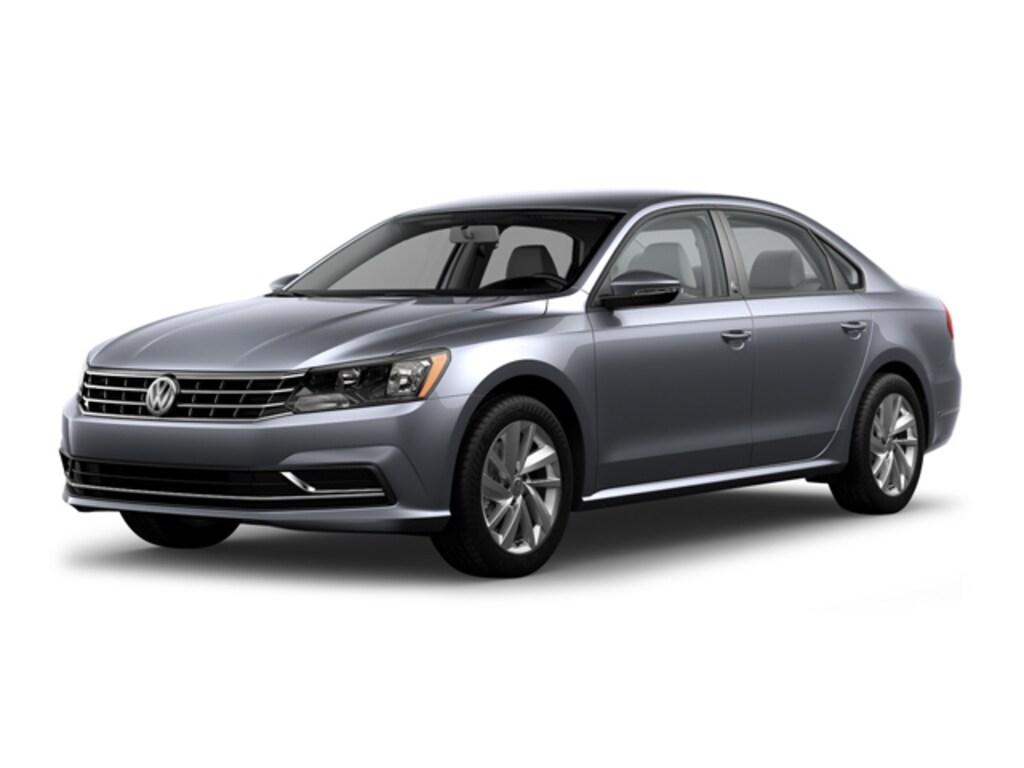 2019 Volkswagen Passat 2.0T Wolfsburg Sedan