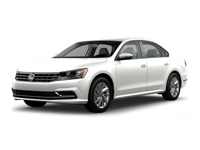New 2019 Volkswagen Passat 2.0T Wolfsburg Edition Sedan in Houston
