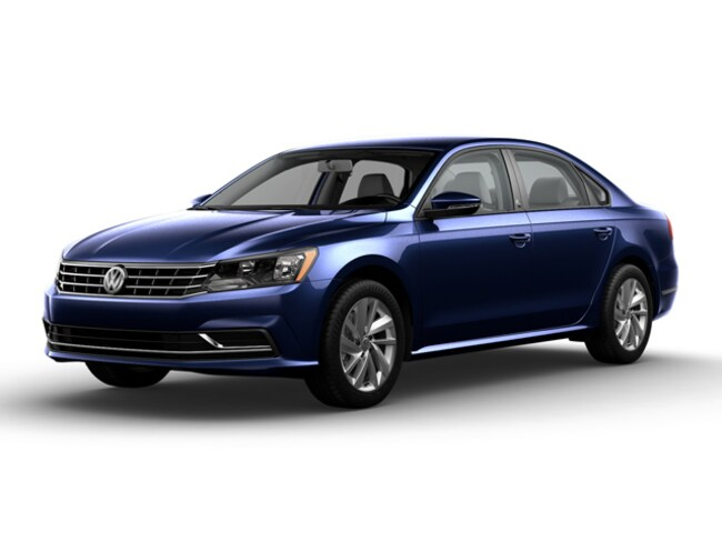 New 2019 Volkswagen Passat 2.0T Wolfsburg Edition Sedan in Austin, TX
