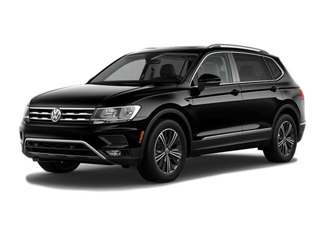 New 2019 Volkswagen Tiguan 2.0T SEL SUV for sale in Staunton, VA