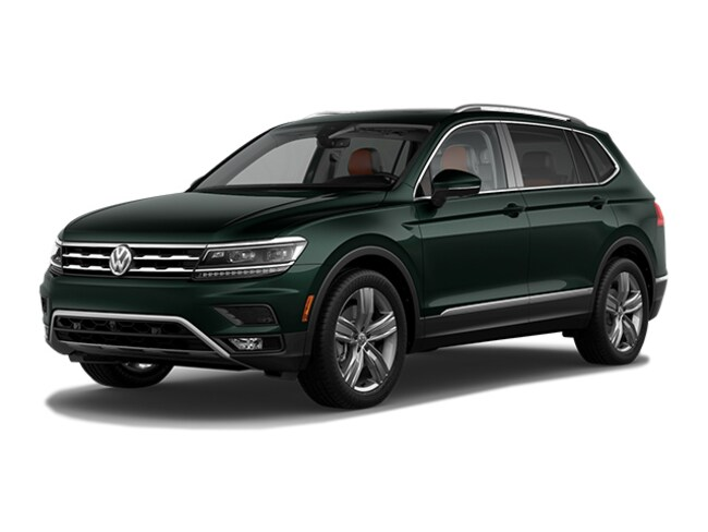 2019 Volkswagen Tiguan 2.0T SEL Premium 4MOTION SUV New Volkswagen Car for sale in Bernardsville, New Jersey
