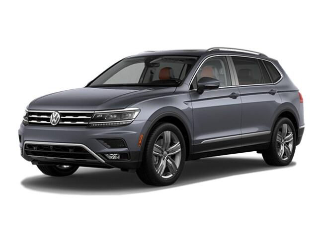 2019 Volkswagen Tiguan SEL Premium 4motion SUV