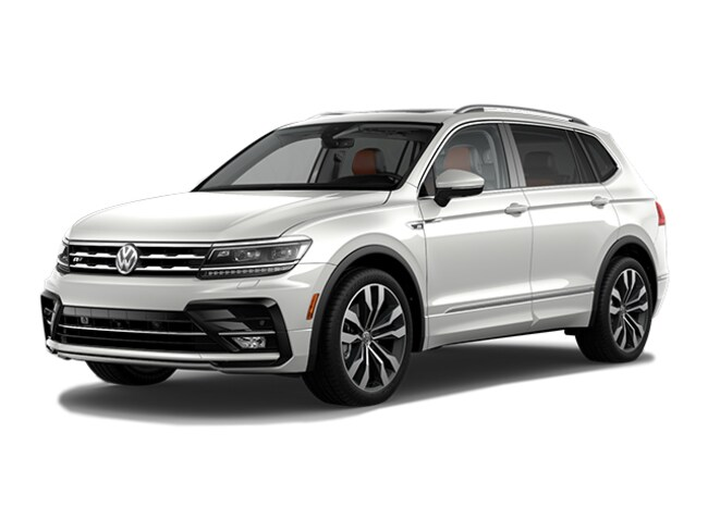 2019 Volkswagen Tiguan SEL Premium R-Line 4MOTION AWD For Sale in Perrysburg, OH