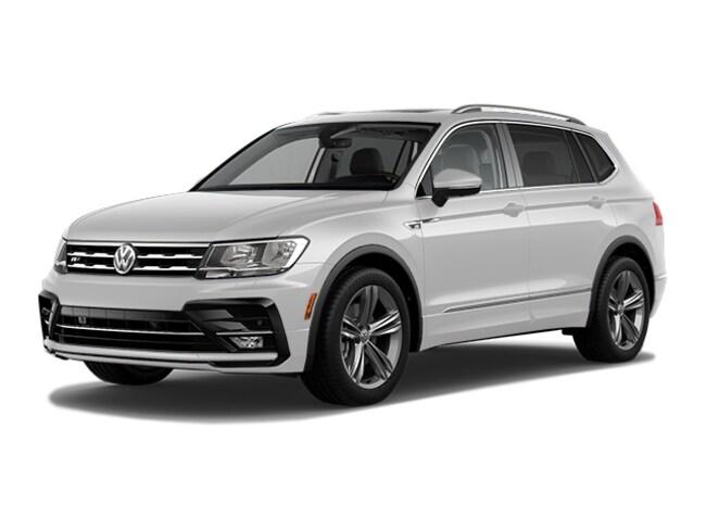 2019 Volkswagen Tiguan SEL R-Line 2.0T SEL R-Line FWD