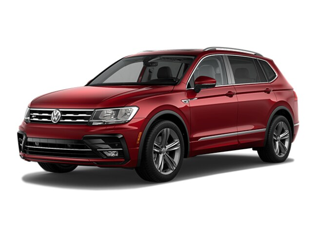 New 2019 Volkswagen Tiguan 2.0T SEL R-Line 4MOTION SUV for sale in Danbury, CT