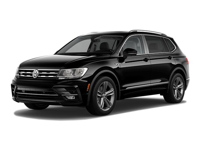 2019 Volkswagen Tiguan 2.0T SEL R-Line 4MOTION SUV New Volkswagen Car for sale in Bernardsville, New Jersey
