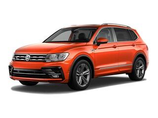 2019 Volkswagen Tiguan 2.0T SEL R-Line 4MOTION SUV New Volkswagen Car for sale in Bernardsville, New Jersey