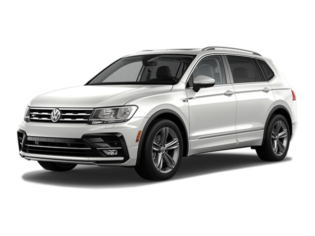 New 2019 Volkswagen Tiguan 2.0T SEL R-Line 4MOTION SUV for sale in Auburn, MA