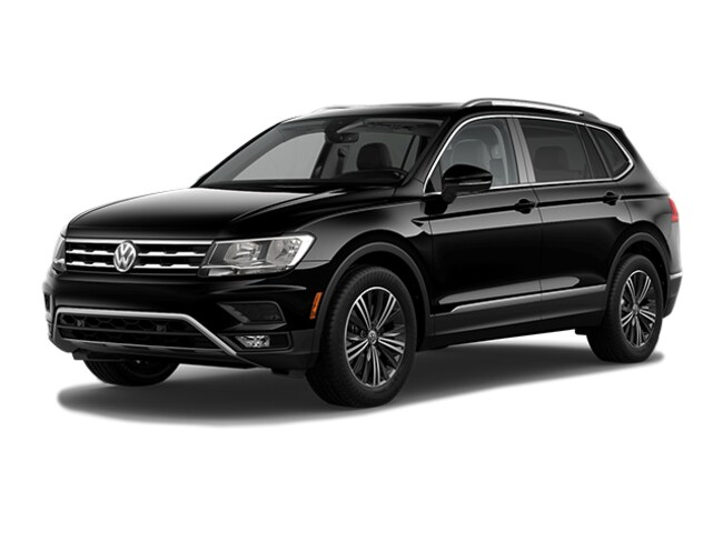 New 2019 Volkswagen Tiguan 2.0T SEL 4MOTION SUV for sale in Danbury, CT