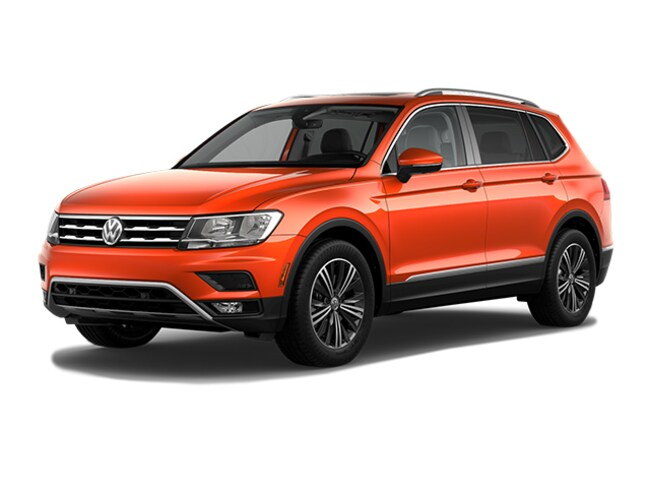 New 2019 Volkswagen Tiguan 2.0T SEL 4MOTION SUV in Rochester, NY