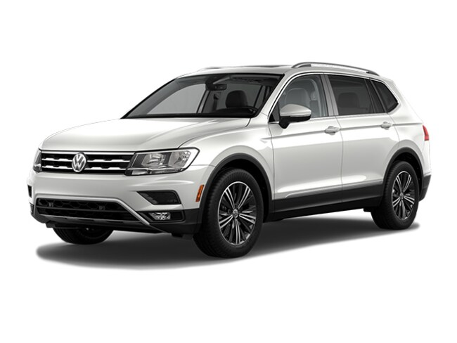New 2019 Volkswagen Tiguan 2.0T SEL 4MOTION SUV for sale in Auburn, MA