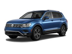 New 2019 Volkswagen Tiguan 2.0T SEL 4MOTION SUV in Erie, PA