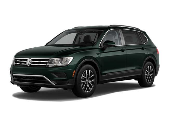 New 2019 Volkswagen Tiguan 2.0T SE 4MOTION SUV for sale in Bristol, TN