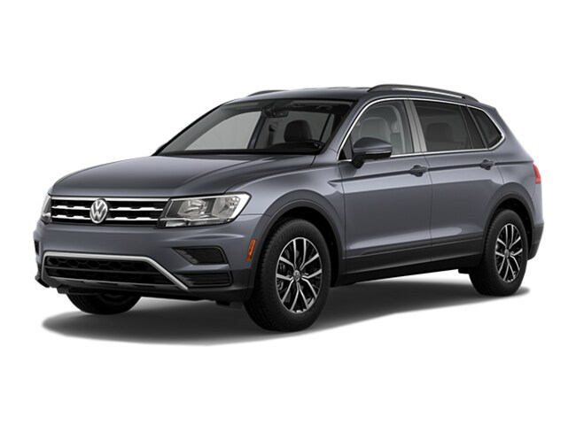 New 2019 Volkswagen Tiguan 2.0T SE 4MOTION SUV in Bloomington IN