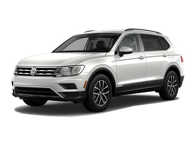 New 2019 Volkswagen Tiguan For Sale at Kempthorn Motors