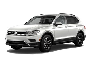 New 2019 Volkswagen Tiguan 2.0T SE 4MOTION SUV L19085 in Santa Fe, NM