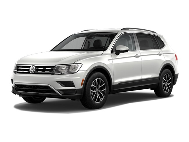 New vehicle 2019 Volkswagen Tiguan 2.0T SE 4MOTION SUV for sale near you in State College, PA