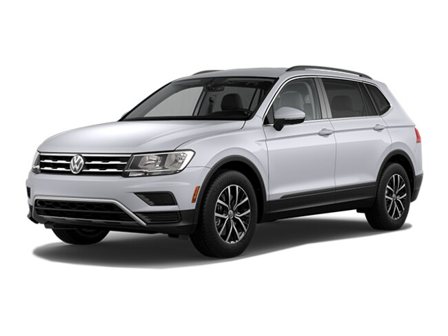 New 2019 Volkswagen Tiguan 2.0T SE 4MOTION SUV For Sale/Lease Hanover, MA